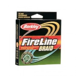 TRENZADO BERKLEY FIRELINE BRAID VERDE
