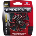 TRENZADO SPIDERWIRE STEALTH MOSS GREEN 137 MTS