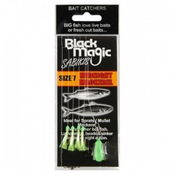 BLACK MAGIC SABIKI MIDNIGHT MACKEREL