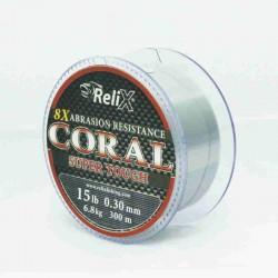 RELIX CORAL 300 M SILVER