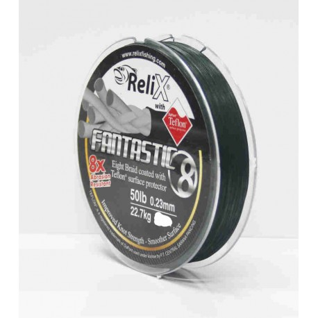 RELIX FANTASTIC 8 300 M DARK GREEN