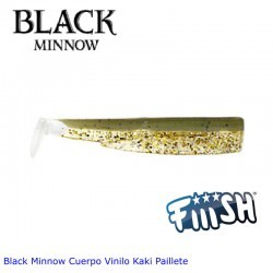 BLACK MINNOW 90 TALLA Nº 2