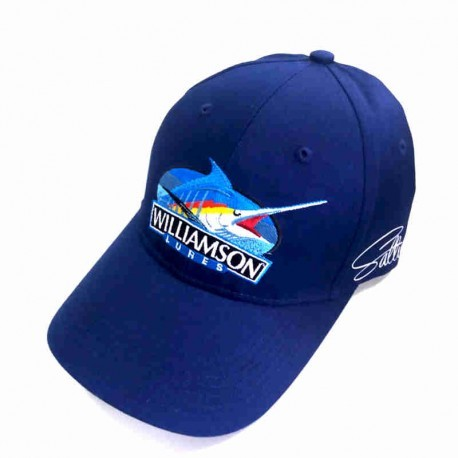 GORRA WILLIAMSON AZUL