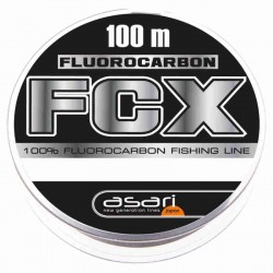 FLUORCARBON ASARI FCX 100 MTS