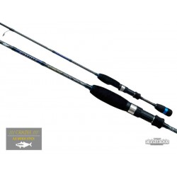 CAÑA ALPHA TACKLE CRAZEE AJIMEBA S722UL/SL