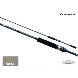 CAÑA ALPHA TACKLE CRAZEE AORI STICK 862ML