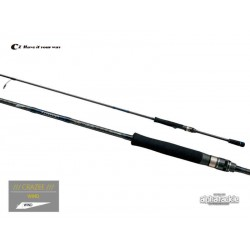 ALPHA TACKLE CRAZZE WIND S852MH
