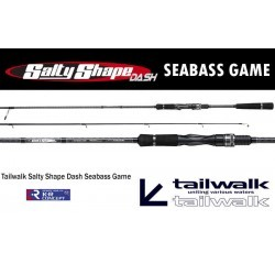 CAÑA TAILWALK SALTY SHAPE DASH SEABASS GAME 83 M WIND