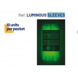 LUMINOUS SLEEVES 8 CM
