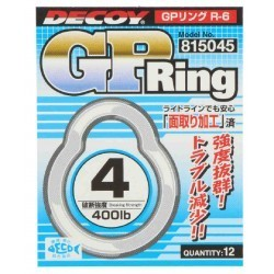 ANILLA CERRADA DECOY GP RING