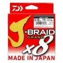 TRENZADO DAIWA J-BRAID GRAND X8 300 MTS