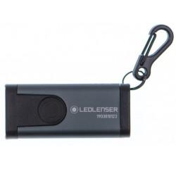 LLAVERO LINTERNA LEDLENSER RECARGABLE K4R 60 Lm