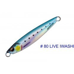 MAJOR CRAFT JIG PARA SHORT LIVE BAIT 20 GR