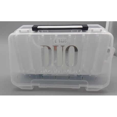 CAJA DUO 100 REVERSIBLE BLANCO