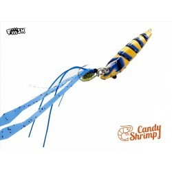 CANDY SHRIMP 90 GR GOLD BLEU