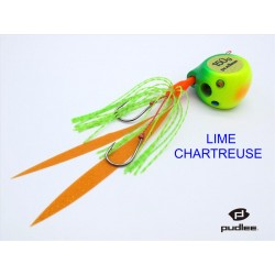 PUDLEE TAI RUBBER LIME CHARTREUSE
