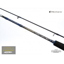 CAÑA ALPHA TACKLE CRAZEE LT JIGGING SHAFT S632ML