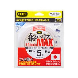 FLUOROCARBON DUEL MAX 100 MTS